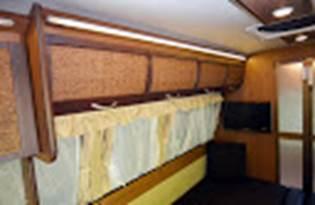 コンソール吊り棚